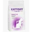 Sensitive por Kattovit Feline Diet 4 kg