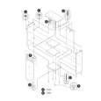 Tetra AquaArt Expl.Line Assembling set Stands 30/60 l vorteilhaft