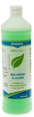 Canina Pharma PETVITAL Bio Fresh & Clean 1 l