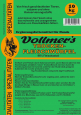 Vollmers Dried meat cubes 10 kg