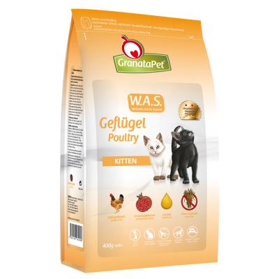 GranataPet Geflügel Kitten 10 kg