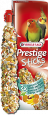 Versele Laga Prestige Sticks Big Parakeets Exotic Fruit 2 pcs 140 g goedkoop
