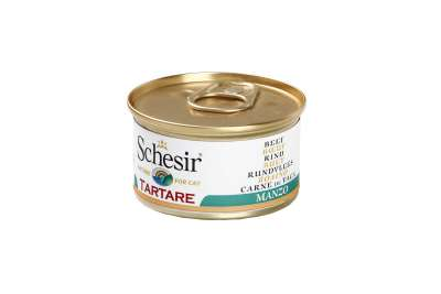 Schesir Tartare - Rind in natürlichen Soße 85 g