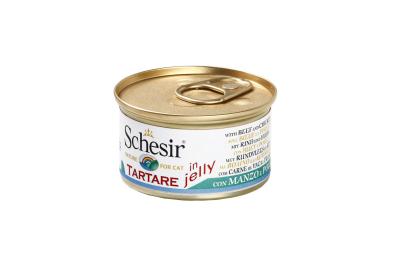 Schesir Tartare - Rund en Kip 85 g