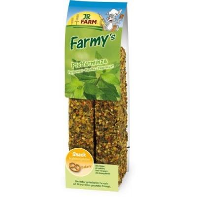 JR Farm Farmy´s Pfefferminze  160 g
