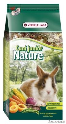 Versele Laga Nature Cuni Junior  750 g, 2.5 kg, 10 kg