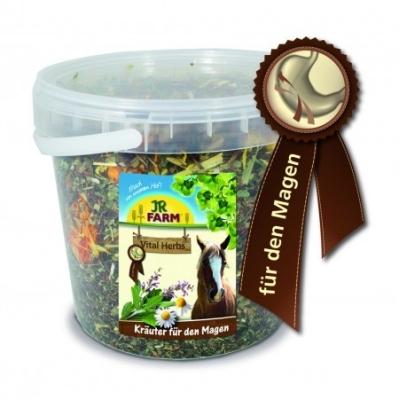 JR Farm Horse Vital - Herbs Block Magen  250 g, 2 kg