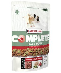 Versele Laga Complete Rat & Mouse  500 g, 2 kg