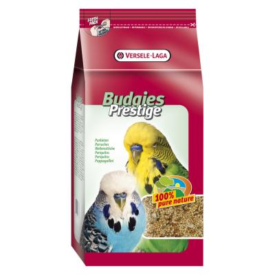 Versele Laga Prestige Budgie Standard Food  500 g, 4 kg, 20 kg, 1 kg
