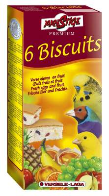 Versele Laga Prestige Fruit biscuits 6 stuks  70 g
