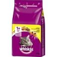 Whiskas 1+ Szárazeledel Csirkével 1.9 kg