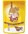 Versele Laga Lara Pouch Adult au Bœuf en Sauce 100 g pas chères