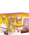 Lara Tasty Variation en Sauce 12x100 g de chez Versele Laga