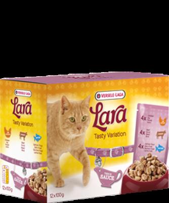 Versele Laga Lara Tasty Variation - Saus 12x100 g