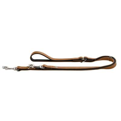 Hunter Training Leash Linum Taupe 1.5x200 cm