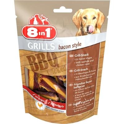 8in1 Grills Bacon Style Slanina 80 g