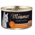Miamor Feine Filets Dose heller Thunfisch & Wachtelei billig bestellen