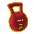 Hunter Dog toy Dog Gym Weight Nylon, red, 26cm bestil til gode priser
