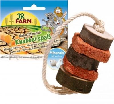 JR Farm Natur Mineral-Knabberspaß  250 g