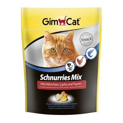GimCat Schnurries Mix Mix 140 g