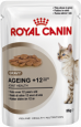Feline Health Nutrition - Ageing +12 in Gravy Royal Canin verkkokauppa