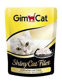 ShinyCat Filet kip met kaas GimCat 4002064412849