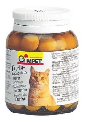 GimPet Taurin Tabletten 90 Stück 50 g