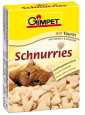 Schnurries with Taurine 85 pcs. GimPet Melk