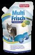 Beaphar Multi-Frisch für Katzentoiletten - Vanille mit Melone  400 g