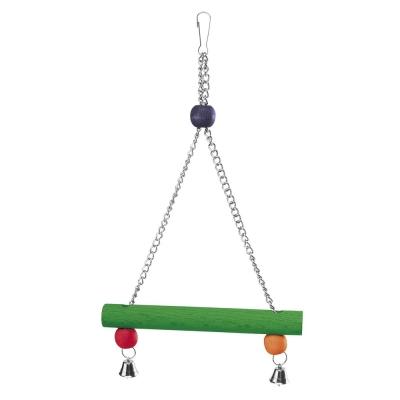 Ferplast Holzspielzeug ANI 4098 Grün 2.3x20x37 cm