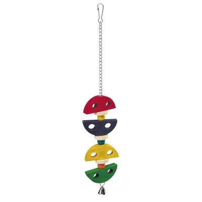 Ferplast Spielzeug PA 4095 Verschiedenfarbig 7.2x1.5x43 cm
