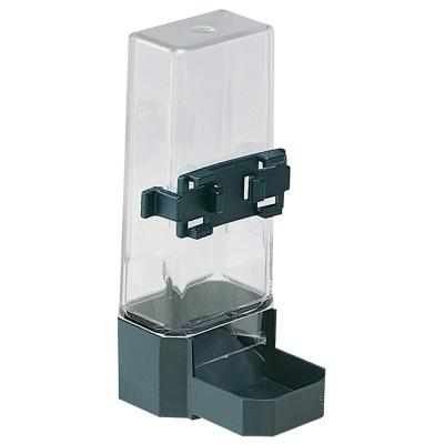 Ferplast vandautomat til papegøjer sølv 7.3x8x15.1 cm
