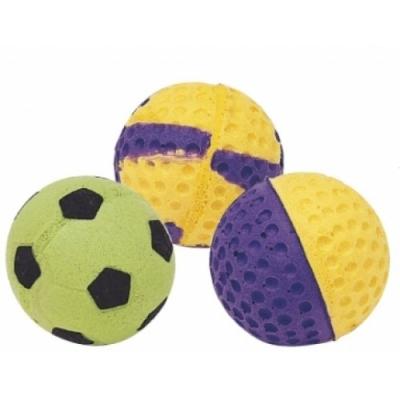 Ferplast Katzenball 3 Stück, 4 cm