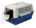 Ferplast Atlas 10 avec coussin Bleu marine - Cages de transport pour chiens de grandes races