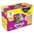 Veel klanten kopen met Whiskas 12-Multipack 1+ Gevogelteselectie in Gelei