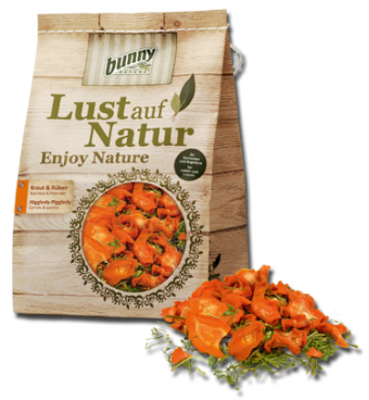 Bunny Nature Snack Kraut & Rüben  50 g