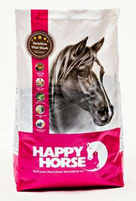 Happy Horse Sensitive Vital Mash + Moringa  2x12.5 kg
