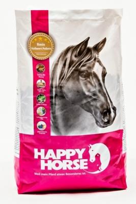 Happy Horse Basis Vollwert Pellet  2x14 kg