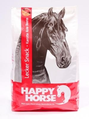 Happy Horse Lecker-Snacks Karotte Rote Beete  1 kg