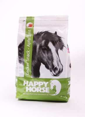 Happy Horse Tasty Snack - Apple &Cinnamon  1 kg
