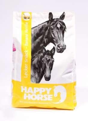 Happy Horse Tasty Snacks - Banana & Vanilla  1 kg