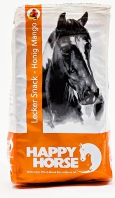 Happy Horse Lecker-Snacks Honig Mango  1 kg