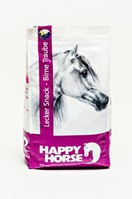 Happy Horse Lecker-Snacks Birne Traube  1 kg