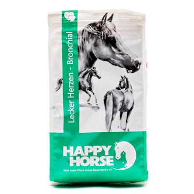 Happy Horse Lecker Herzen Bronchial  7x500 g
