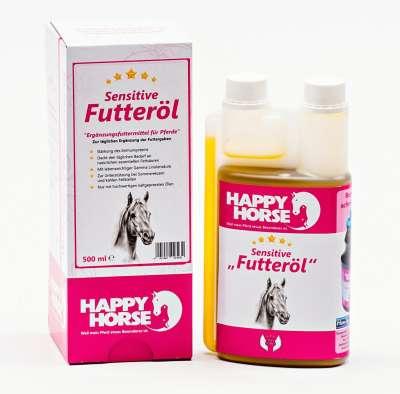 Happy Horse Sensitive Futteröl 500 ml