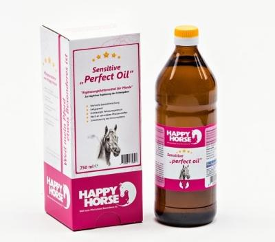 """Happy Horse Sensitive """"Perfect oil"""" 2.50 l"""
