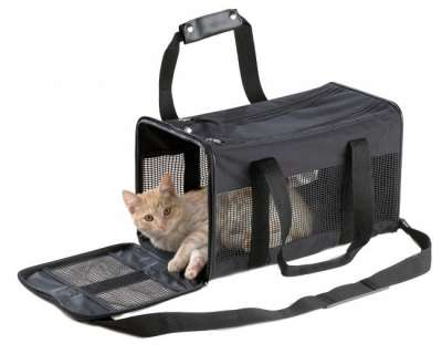 Ebi Bon Voyage S Cat Carrier Black Buy Cheap Online