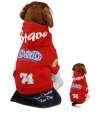 Pullover D&D Dog Fashion Brave  Punainen Europet-Bernina