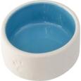 EBI Keramik Napf mit Pfoten, groß billig bestellen