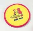 Frisbee Nylon  Gul fra EBI